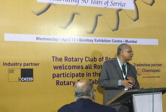 ROTARY CLUB FAIR TABLE KICKS OFF IN MUMBAI – Rotary Club of Bombay